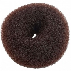 New and Boss - Donuts pour cheveux Marron - 12cm