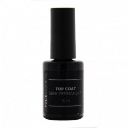 Folie Cosmetic - Top Coat Semi-permanent - 15 ml