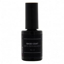 Folie Cosmetic - Base Coat Semi-permanent - 15 ml