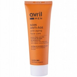 Avril Men - Soin Anti-Âge bio - 50ml