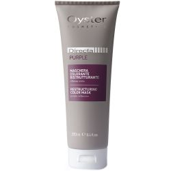 Oyster Directa - Masque colorant restructurant Purple - 250ml