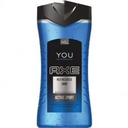 Axe You - Gel douche Refreshed Active Sport - 400ml