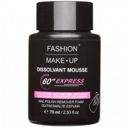 Fashion Make-Up - Dissolvant Mousse 60s Express - 75ml
