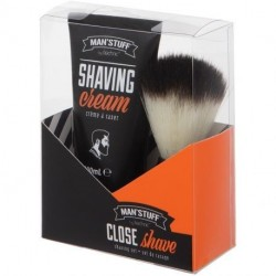 Man'Stuff - Coffret Homme Close shave - 2pcs