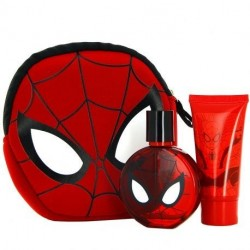 Marvel - Spiderman Coffret Trousse Gel douche & Parfum - 2x50ml
