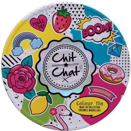 Chit Chat - Coffret Colour Tin maquillage
