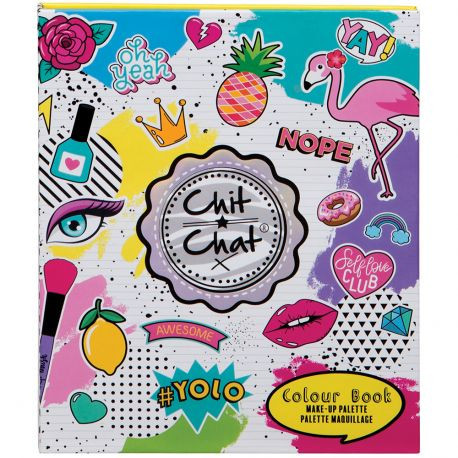 Chit Chat - Palette maquillage Colour Book