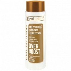 Evoluderm - Lait Concentré Hydratant éclaircissant Over Boost - 500ml
