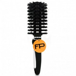 Fashion Professional - Brosse à Cheveux Ronde Nylon - 62mm