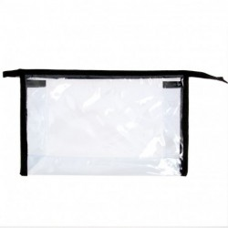 New and Boss - Trousse toilette transparente basique