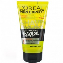 L'Oréal Men expert - Shave Revolution Gel rasage sensitive effet glace - 150ml