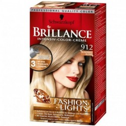 Schwarzkopf - Coloration Brillance Mèches 912 Blond Sunkissed
