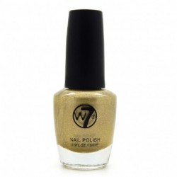 W7 - Vernis a ongles paillettes N°94 Gold Mirror - 15ml