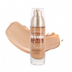 Maybelline - Dream Satin Fluide Fond de teint - 21 Nude - 30ml