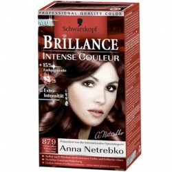 Schwarzkopf - Coloration Brillance 879 Rouge Noir