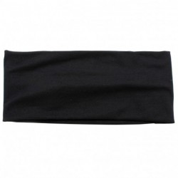 New & Boss - Bandeau cheveux large noir